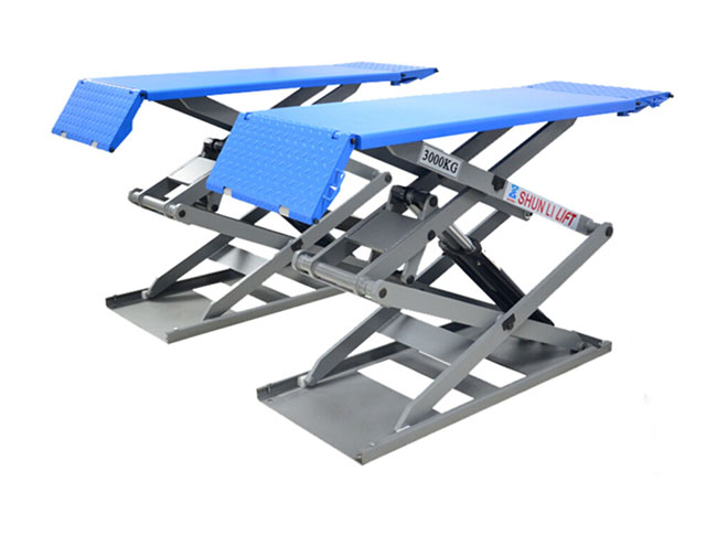 SHL-Y-J-30CB Ultrathin Small Platform Scissor Lift