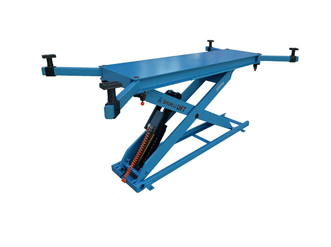 SHL-Y-J-BP3.0T Spray Booth Scissor Lift