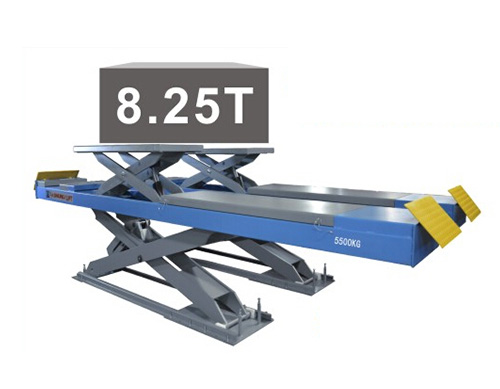 SHL-Y-J-45DL Double Level Scissor Lift for Four Wheel Alignment