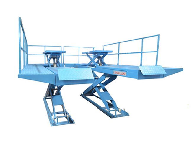 SHL-Y-J-35DLP PlatformTypeDoubleLevelScissorLift