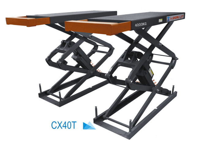 CX32T Small/middle Platform Scissor Lift(Square Tube Type)
