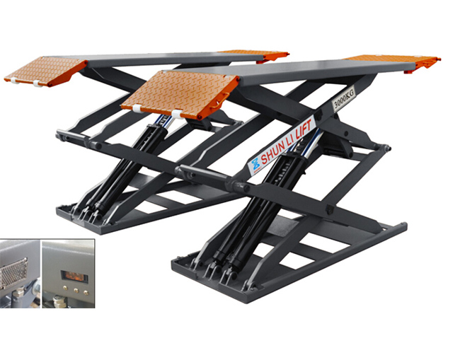 CX30TC Ultrathin Small Platform Scissor Lift