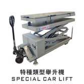 Specialty Car Lift