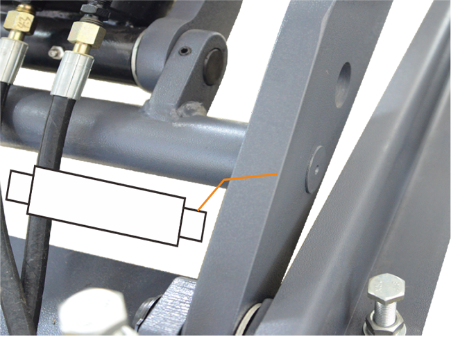 CD35T Double Scissor Lif for Four Wheel Alignment