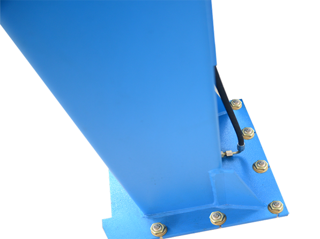 SHL-2-250L Clear-floor Two Post Lift(Solid Plate Version)