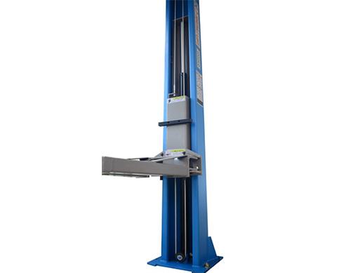 SHL-2-240LD Electric Unlock Clear-floor Two Post Lift