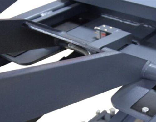 SHL-Y-J-35DL Double Level Scissor Lift for Four Wheel Alignment