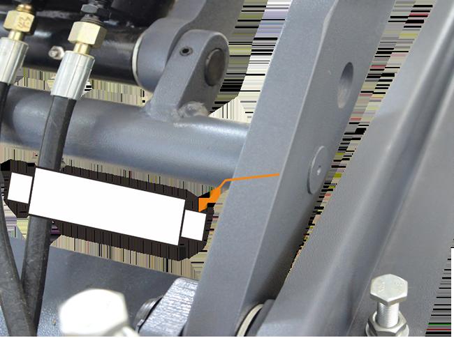 CD3532TC Ultrathin Double Level Scissor Lift for Four Wheel Alignment