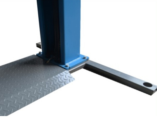 C240D Floor Plate Two Post Lift