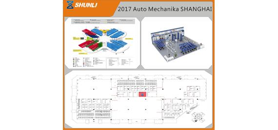 2017 Auto Mechanika SHANGHAI Exhibition