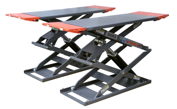 SHL-Y-J-36CBL Ultrathin Small Platform Scissor Lift(Heavy Duty Type)