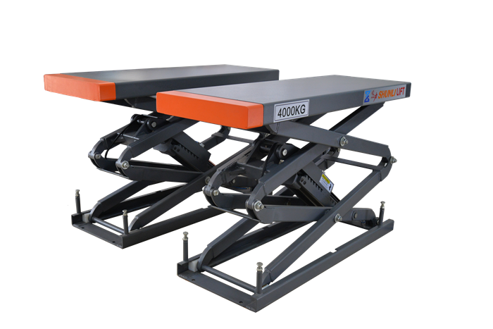 SHL-Y-J-40A Small Platform Scissor Lift(Square Tube Type)