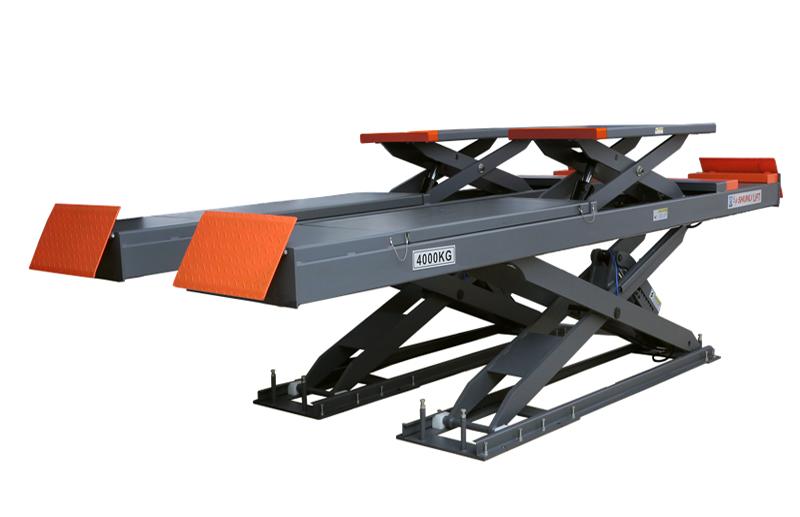 SHL-Y-J-40DL Pro Double Level Scissor Lift for Four Wheel Alignment